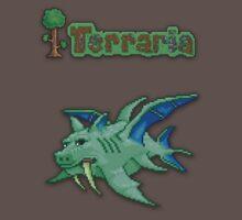 Terraria Duke Fishron Baby Tee