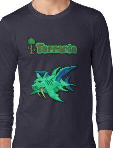 Terraria Duke Fishron Long Sleeve T-Shirt