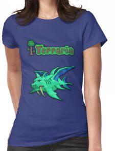 Terraria Duke Fishron Womens Fitted T-Shirt