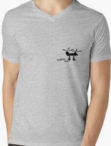 Chinook - Helicopter Mens V-Neck T-Shirt