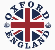 Oxford Vintage Style British Flag by FlagCity
