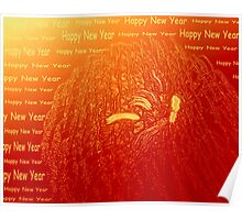 Happy New Year8 Poster