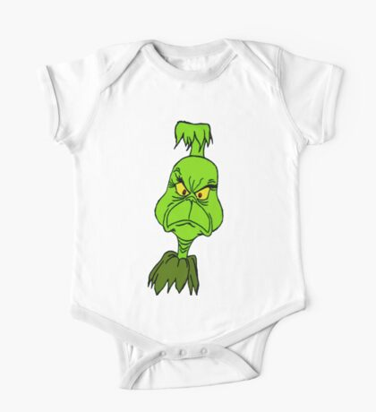 The Grinch One Piece - Short Sleeve