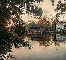 Philipsburg Manor, Sleepy Hollow, NY, USA by Jane Neill-Hancock