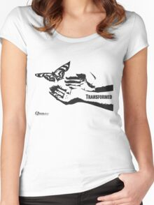 Transformed Women's Fitted Scoop T-Shirt