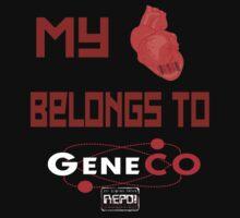 My Heart Belongs To GeneCo by A2009