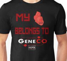 My Heart Belongs To GeneCo Unisex T-Shirt