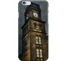 Newsome Mills Clock tower iPhone Case/Skin