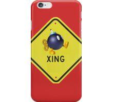Bomb Crossing iPhone Case/Skin