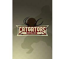 Capitol City Catgators Photographic Print