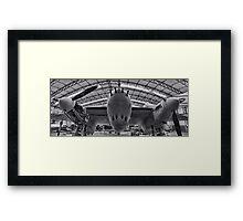 The Elvington Mosquito  Framed Print