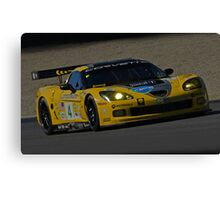 Corvette GT III Canvas Print