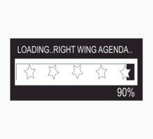 RAM Design: Loading Rightwing Agenda Plate #57 Kids Clothes
