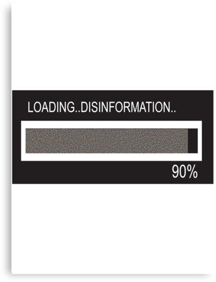 RAM Design: Loading Disinformation #58 by RandomMemory