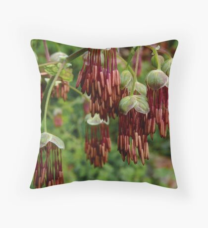 Meadow Rue Throw Pillow