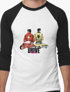 Drive x Akira Men's Baseball ¾ T-Shirt
