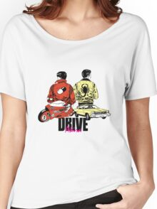 Drive x Akira Women's Relaxed Fit T-Shirt