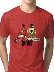 Drive x Akira Tri-blend T-Shirt