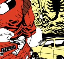 Drive x Akira Sticker