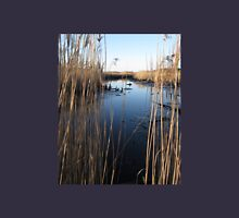 Wetlands At Low Tide Unisex T-Shirt