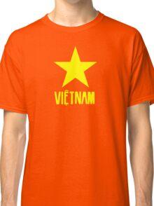 Vietnam Flag - 2 Classic T-Shirt