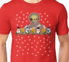 My chilhood's Christmas Unisex T-Shirt