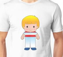 Poppy Austria Boy Unisex T-Shirt