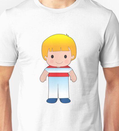 Poppy Austria Boy Unisex T-Shirt