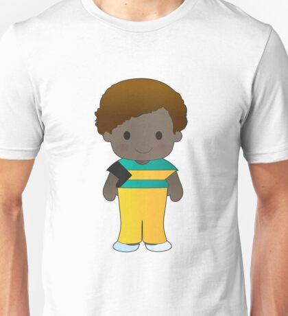 Poppy Bahamas Boy Unisex T-Shirt