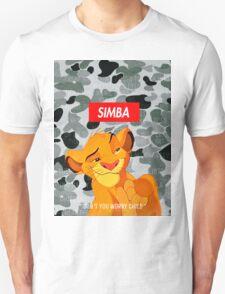 Simba Supreme Unisex T-Shirt