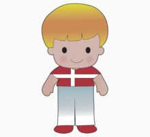 Poppy Denmark Boy Kids Tee