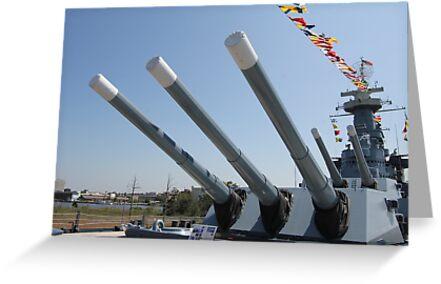 Big Guns by reendan