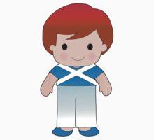 Poppy Scotland Boy Kids Tee