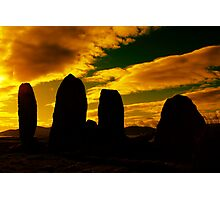"""""""Temple Of The Ancients"""" Ancient Structures of Ireland Photographic Print"""