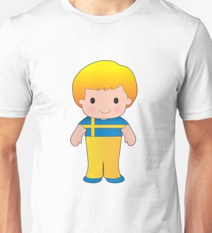 Poppy Sweden Boy Unisex T-Shirt