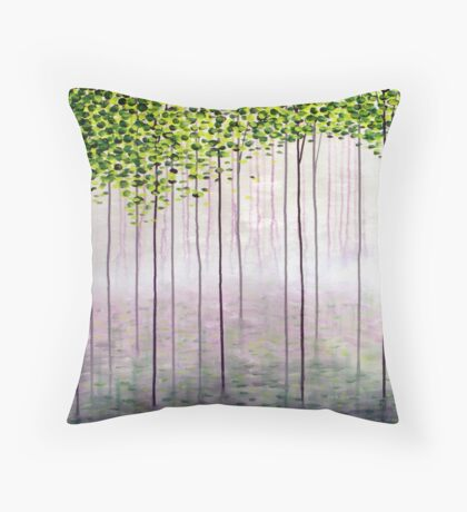 Everglades Throw Pillow