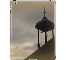 The Bell Tower Dalserf Kirk , Scotland iPad Case/Skin