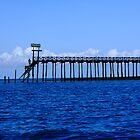 Prison Island Jetty - East Africa by aidan  moran