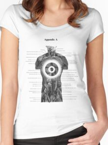 The Philosophy of Time Travel - Appendix A Women's Fitted Scoop T-Shirt