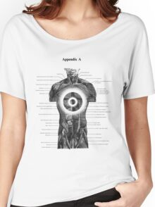 The Philosophy of Time Travel - Appendix A Women's Relaxed Fit T-Shirt