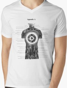 The Philosophy of Time Travel - Appendix A Mens V-Neck T-Shirt