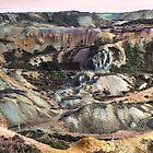 Parys Mountain Anglesey by philipclarke