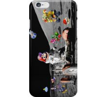 Mario in Space iPhone Case/Skin