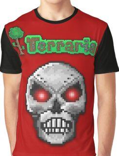 Terraria Skeletron Prime Graphic T-Shirt
