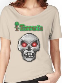Terraria Skeletron Prime Women's Relaxed Fit T-Shirt