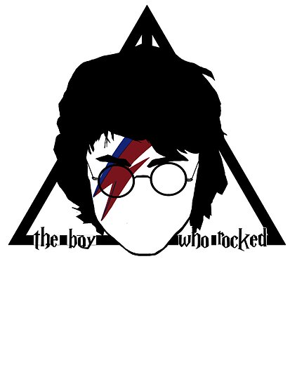 The boy who rocked// deathly hallows by SallySparrowFTW
