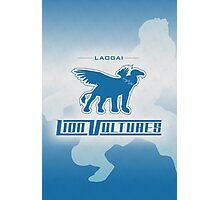 Laogai Lion Vultures Photographic Print
