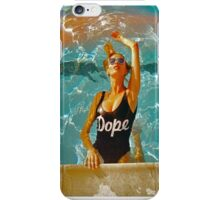 DOPE CHICK iPhone Case/Skin