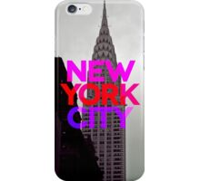 New York City 2 iPhone Case/Skin