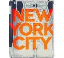 New York City 4 iPad Case/Skin